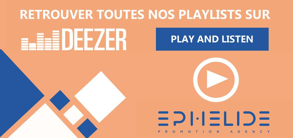 playlist deezer